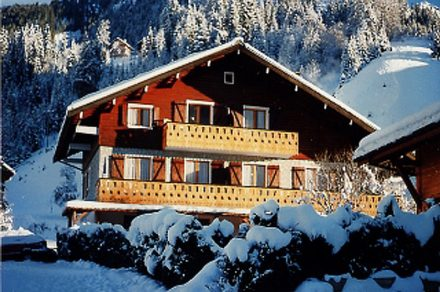Appartement dans chalet Les Bossons n°G11 - 53m² - 2 chambres - Command Roger